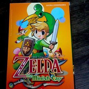 The Legend of Zelda book FRANCAIS